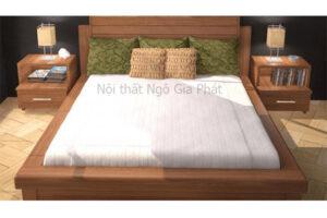 Giường Ngủ Gỗ BED023