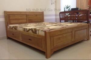 Giường Ngủ Gỗ BED025