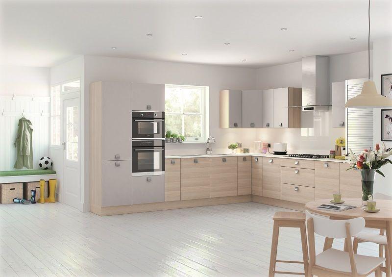 Giá tủ bếp gỗ sồi trắng còn phụ thuộc vào nhiều yếu tố khác