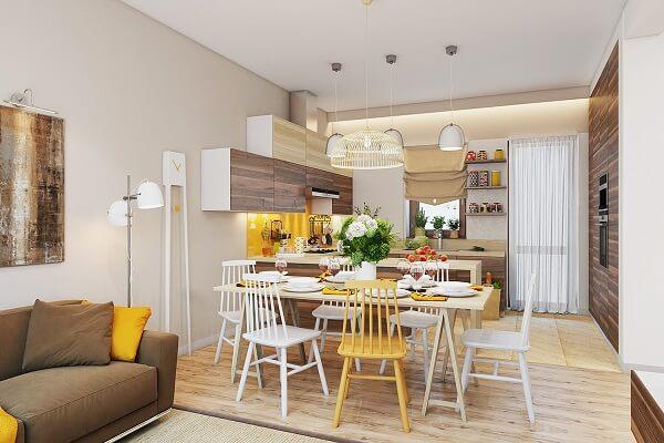 Công ty thiết kế - thi công nội thất Ngô Gia Phát là đơn vị thi công tủ bếp châu Âu chuyên nghiệp