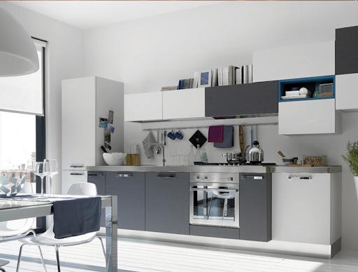 Những mẫu tủ bếp châu Âu hiện đại-3