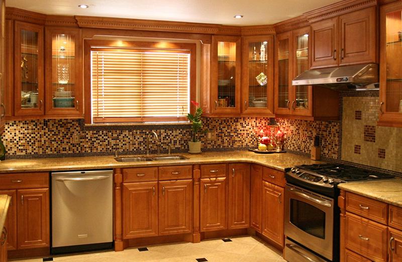 Chiều cao tủ bếp phù hợp sẽ mang đến tiện ích cho người dùng