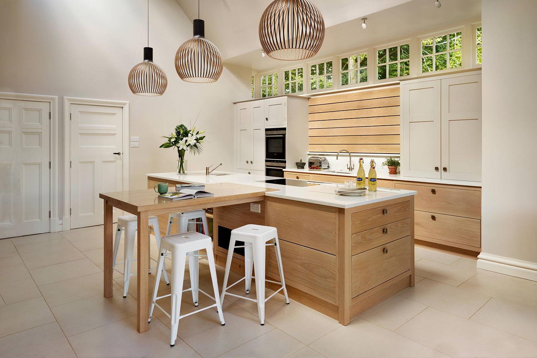 Xác định chiều cao tủ bếp phù hợp giúp thi công dễ dàng hơn