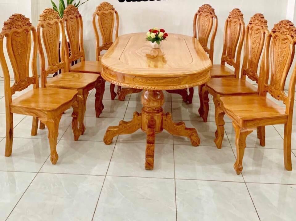 Giá thành gỗ gõ đỏ phụ thuộc vào nhiều yếu tố